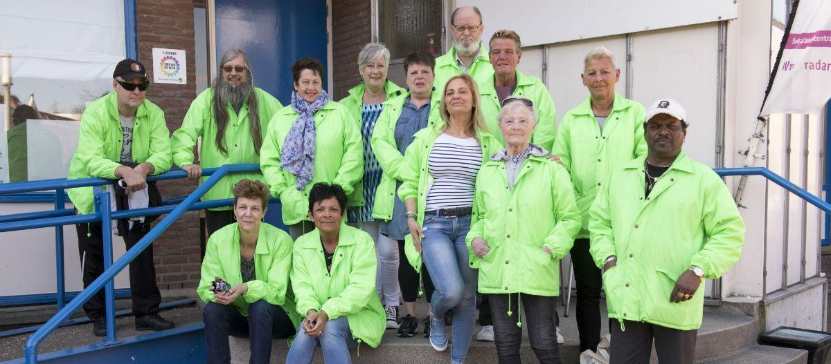 Het preventieteam Katendrecht